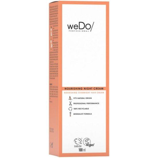 weDo/ Professional - moisturizing night cream