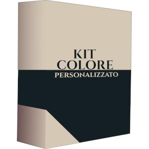 kit colore personalizzato Cristian Nanni