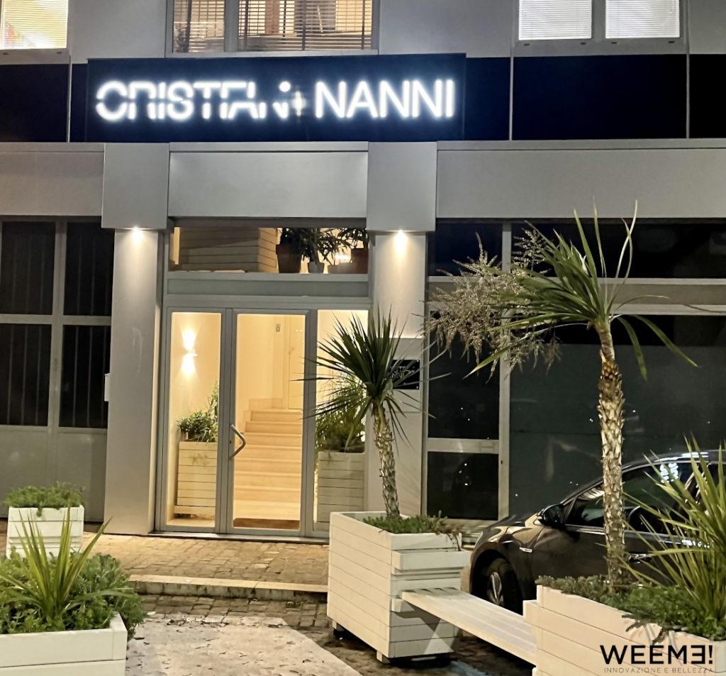 Location Cristian Nanni Personal Beauty Studio