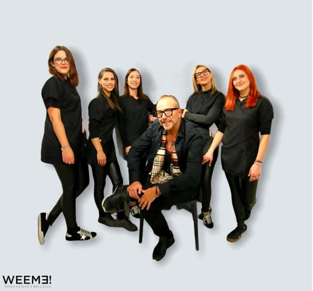 Cristian Nanni Personal Beauty Studio Team